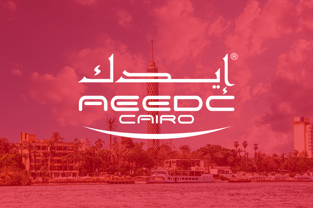INDEX Announces the launch of the 1st edition of AEEDC Cairo